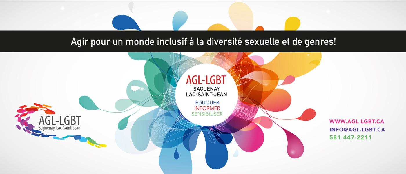 AGL-LGBT Agir pour un monde inclusif à la diversité sexuelle et de genres!